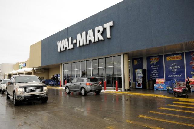 Le magasin Walmart de Chicoutimi deviendra un Super... (Photo Le Progrès-Dimanche, Mariane L. St-Gelais)