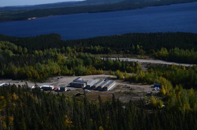 L'Organisme de bassin versant du Saguenay demande au ministre du Développement... (Archives Le Progrès-Dimanche)