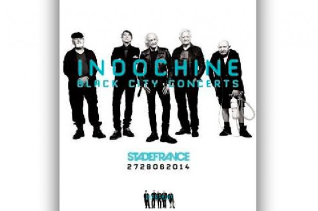ROCK, Black City Concerts, Indochine...