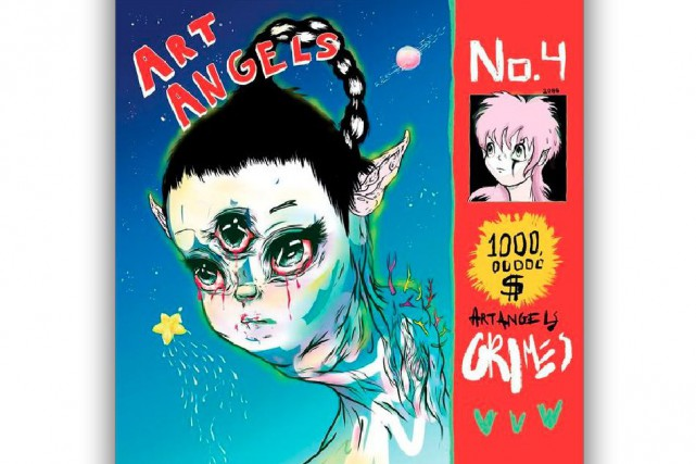 ART POP, Art Angels, Grimes...