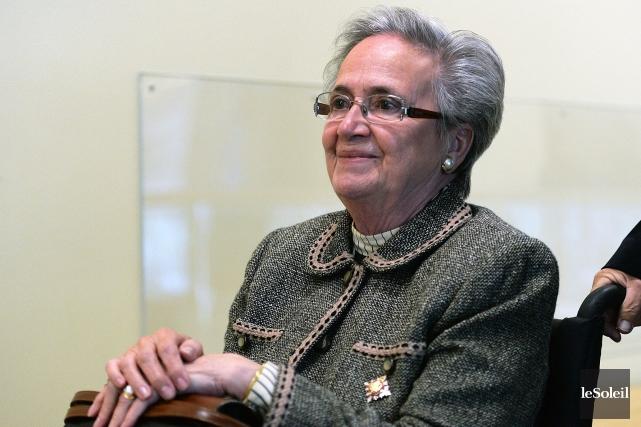 L'ex-lieutenante-gouverneure Lise Thibault a écopé d'une peine de... (Photothèque Le Soleil)