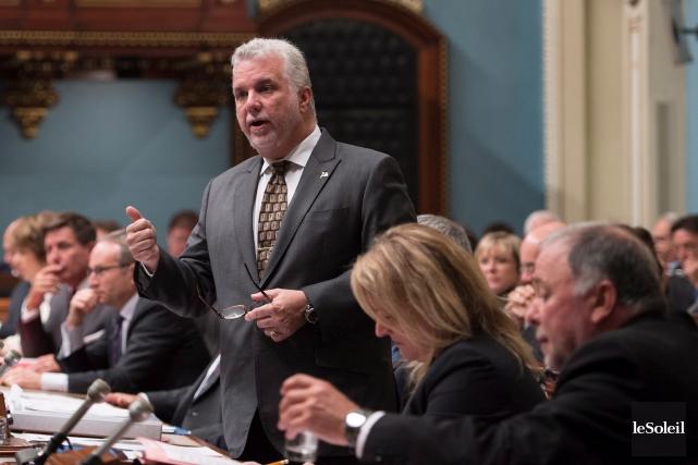 Le gouvernement du Québec songe à présenter un projet de loi qui augmenterait... (Photothèque Le Soleil)