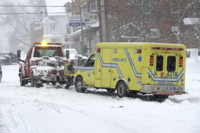 Tout indique que la Coopérative des ambulanciers de... (Sylvain Mayer)