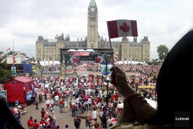 Un des objectifs de la Ville d'Ottawa est... (Etienne Ranger, Archives LeDroit)