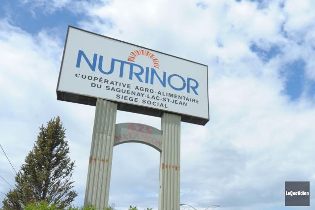 Nutrinor s'entend avec ses 170 employés. Les syndiqués (CSN) des activités... (Archives Le Quotidien)