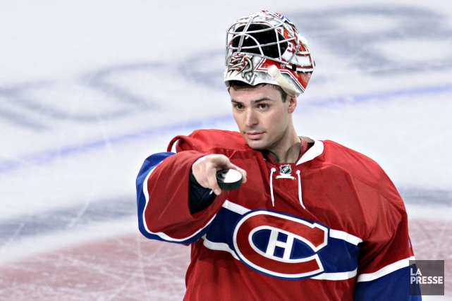 Carey Price est le premier gardien de but... (Archives La Presse)