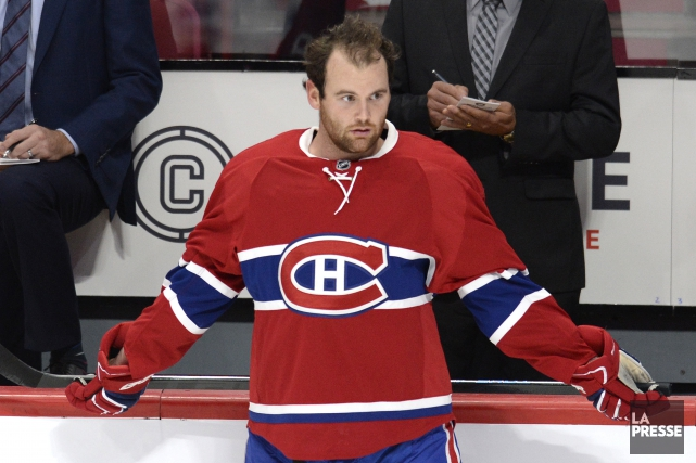 Zach Kassian a été échangé par le Canadien... (PHOTO BERNARD BRAULT, archives LA PRESSE)