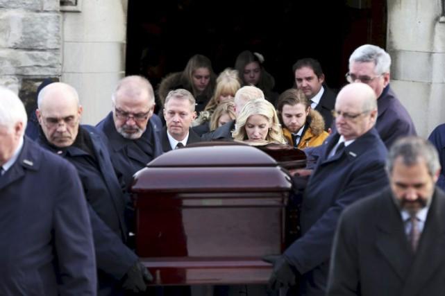 DickieMoore est décédé à Montréal le 19 décembre... (PHOTO CHRISTINNE MUSCHI, REUTERS)