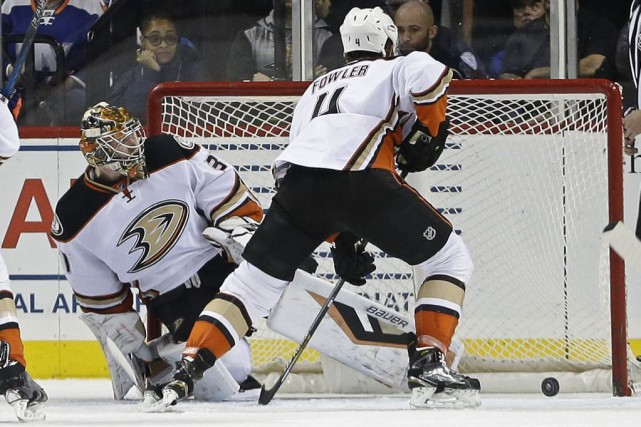 Cam Fowler... (Photo Frank Franklin II, archives AP)