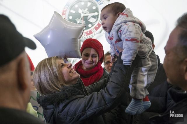 Tima Kurdi, qui vit dans la région de... (La Presse Canadienne, Darryl Dyck)