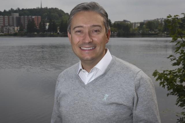 François-Philippe Champagne... (François Gervais)