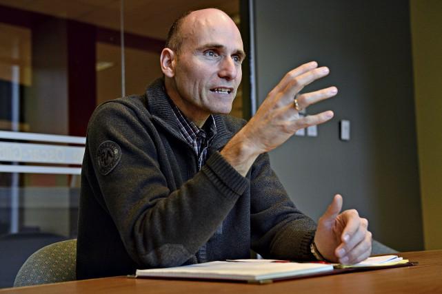 Jean-Yves Duclos, le nouveau député libéral, récemment nommé... (Photothèque Le Soleil, Patrice Laroche)