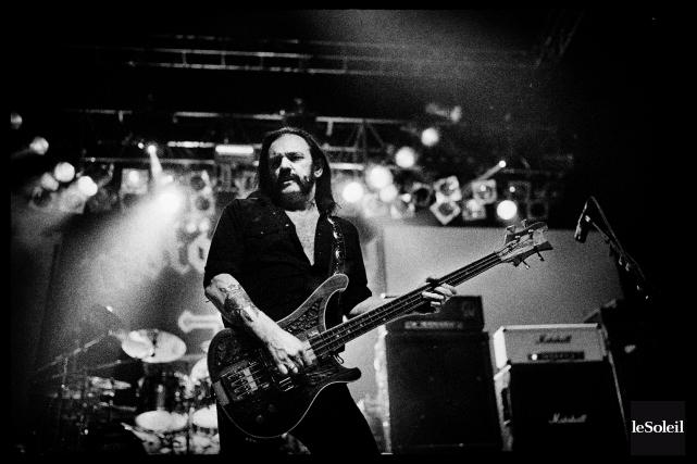 Ian «Lemmy» Kilmister est considéré comme un pionnier... (Photothèque Le Soleil)