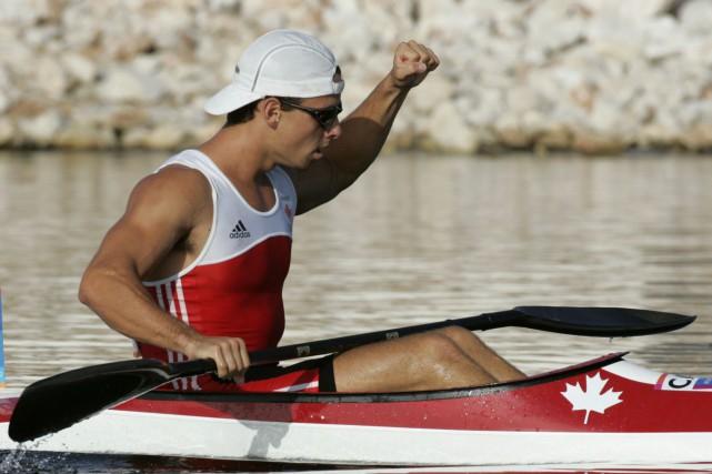 Le kayakiste Adam van Koeverden fait partie des... (Archives La Presse Canadienne)