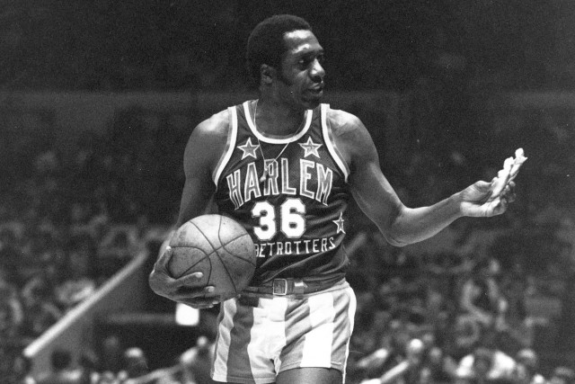 Meadowlark Lemon en 1978... (Associated Press)
