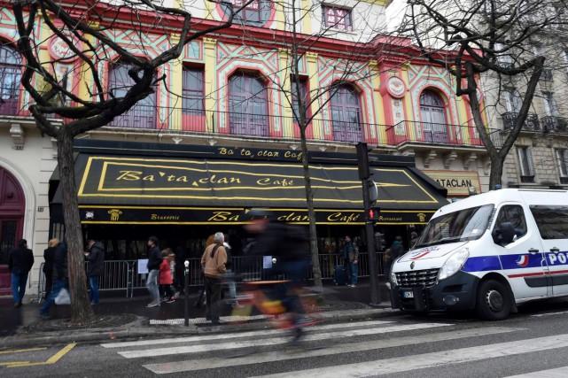 CharaffeAl Mouadan était un ami de l'un des... (Photo Miguel Medina, Archives AFP)