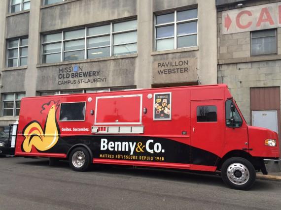 Le 21 décembre dernier, les employés de Benny&Co...