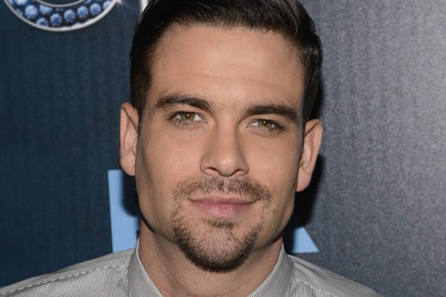 Mark Salling... (Photo Phil McCarten, Archives Reuters)