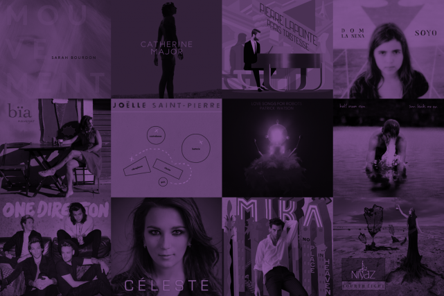 Après avoir écouté plus d'un album en boucle, les membres de l'équipe des arts... (Infographie LeDroit)