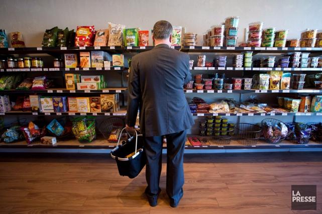 Étant donné que 81% de tous les fruits... (Photo La Presse Canadienne)
