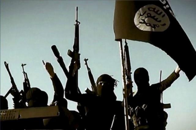 «Les combattants terroristes étrangers, sont très nombreux» en... (Photo Twitter)