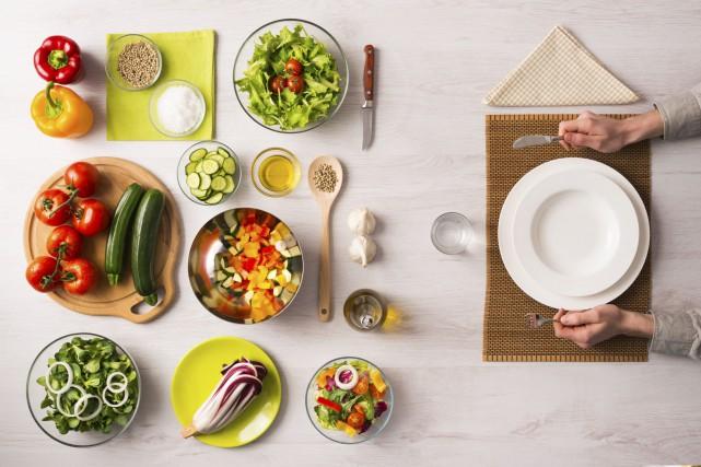 Comment réunir autour d'une même table votre fille végétarienne, un ami... (123RF, Andrea De Martin)