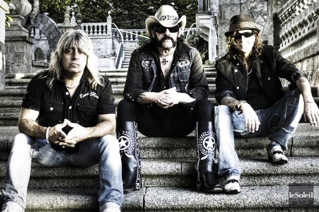«Motörhead, c'est fini, c'est clair. Lemmy incarnait Motörhead»,... (Photothèque Le Soleil)