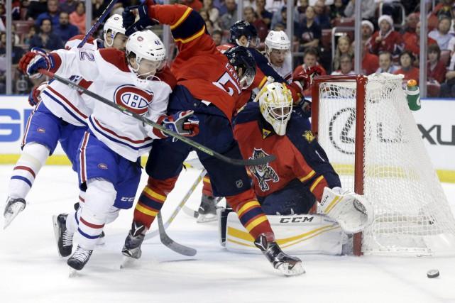 Le Canadien n'a pas été en mesure de... (AP, Lynne Sladky)