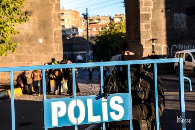 La Turquie est en état d'alerte depuis le... (PHOTO ILYAS AKENGIN, ARCHIVES AFP)