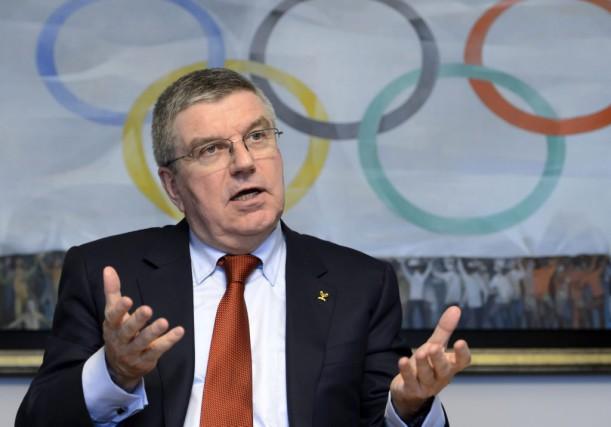 Thomas Bacha dit que toutes les fédérations olympiques... (Photo Laurent Gillieron, Keystone / Archives AP)