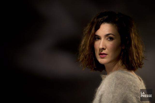 Karine Gonthier-Hyndman... (Photo David Boily, La Presse)