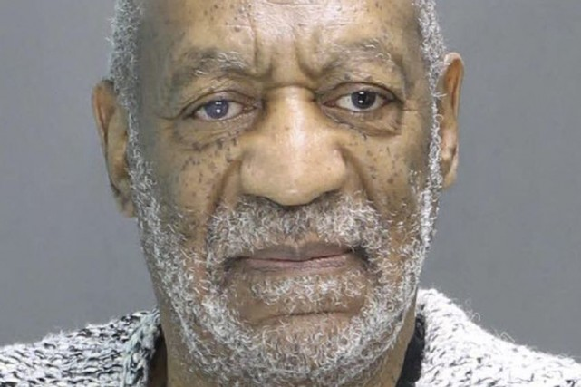 Bill Cosby... (Photo fournie par la police de Cheltenham)
