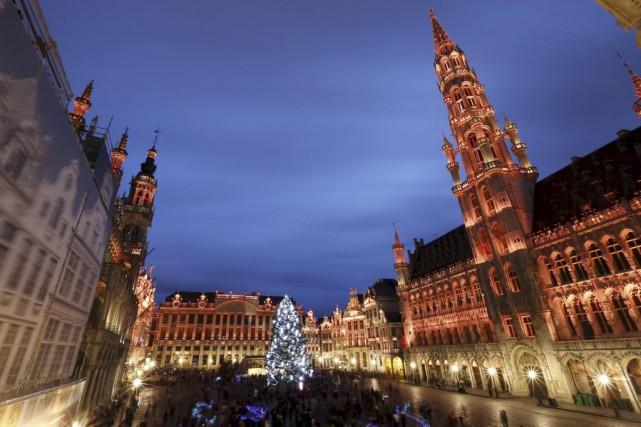 menaces d 39 attentats bruxelles renonce aux festivit s du nouvel an europe. Black Bedroom Furniture Sets. Home Design Ideas