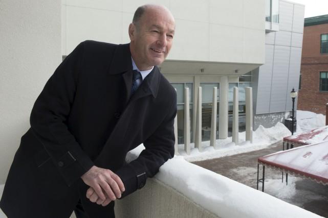 Le maire de Trois-Rivières Yves Lévesque a été... (Stéphane Lessard)