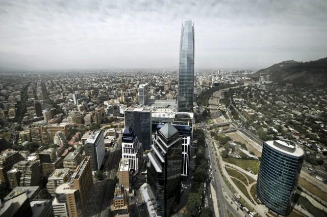Pays le plus touché par les tremblements de... (AFP, Martin Bernetti)