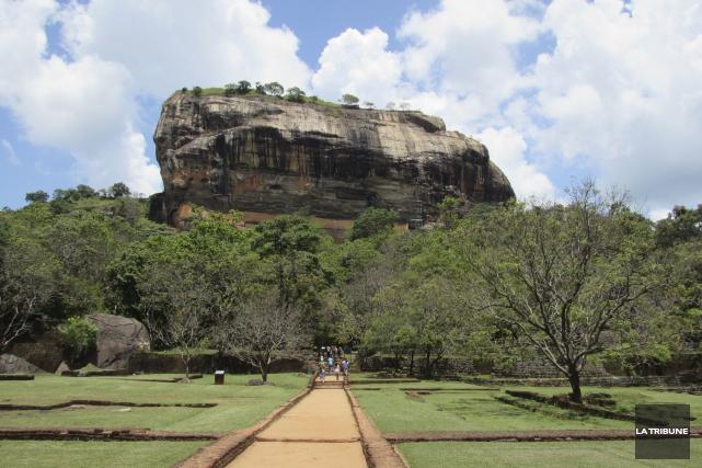 Le Sri Lanka est considéré comme la prochaine... (La Tribune, Jonathan Custeau)