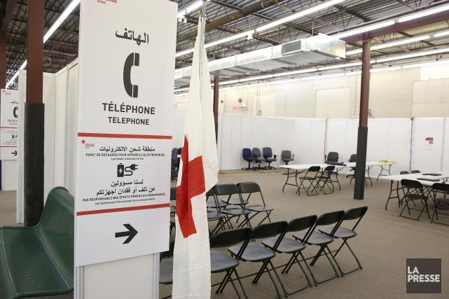 On estime que quelque 6300 Syriens seront entrés... (Archives, La Presse)
