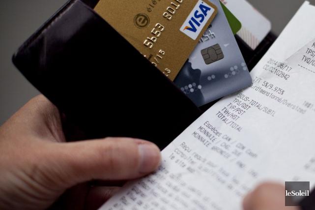 L'endettement record des ménages donne à penser que... (Photothèque Le Soleil)