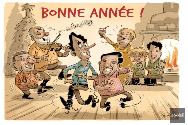 (Le Soleil, André-Philippe Côté)
