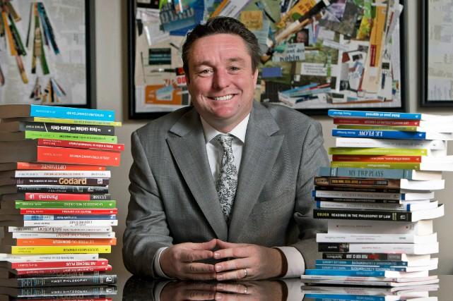Serge Loubier est président de l'imprimerie Marquis.... (PHOTO ROBERT SKINNER, ARCHIVES LA PRESSE)