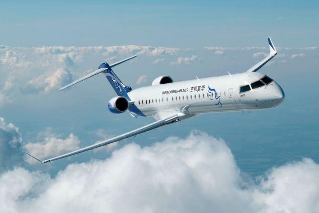 Sur la photo, un avion de la gamme... (PHOTO ARCHIVES LA PRESSE CANADIENNE)