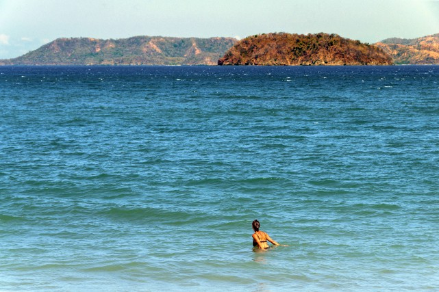 Playa Conchal, Costa Rica... (PHOTO THINKSTOCK)