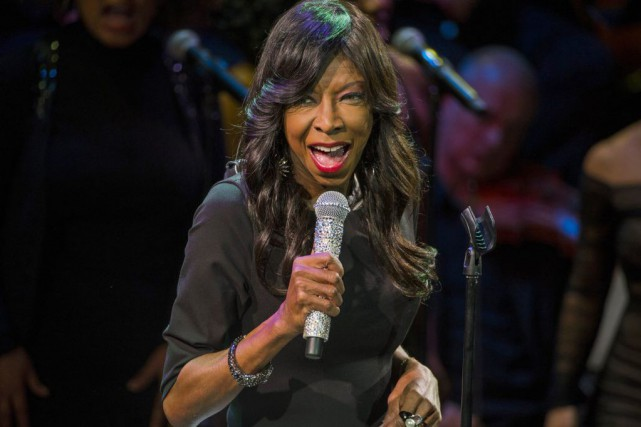 Natalie Cole en mars 2015.... (PHOTO LUCAS JACKSON, ARCHIVES REUTERS)
