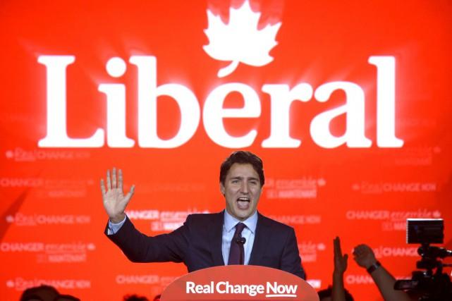 Le chef libéral et premier ministre du Canada,... (Archives, La Presse Canadienne)