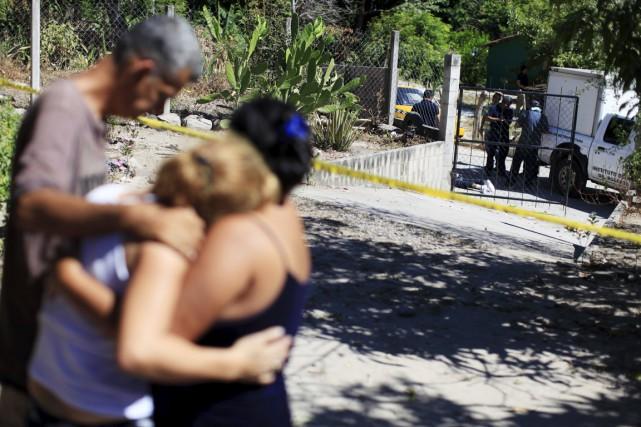 Cinq personnes avaient perdu la vie dans un... (Photo Jose Cabezas, Reuters)