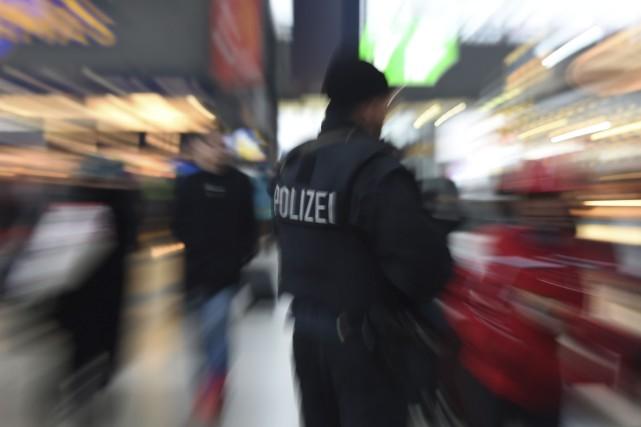 La police de Munich avait demandé à la... (Agence France-Presse)