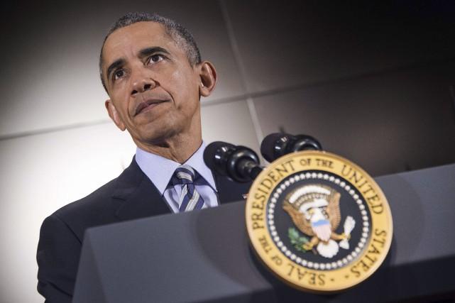 «Le lobby des armes est fort et organisé... (AFP, Jim Watson)