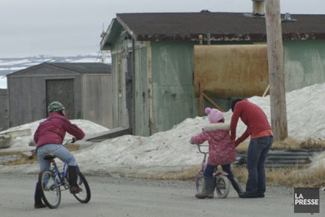 De plus en plus, les communautés des Premières... (Photo Agnès Gruda, archives La Presse)