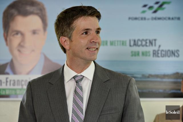 Celui qui a représenté la circonscription Haute-Gaspésie-La Mitis-Matane-Matapédia... (PHOTO PATRICE LAROCHE, ARCHIVES LE SOLEIL)