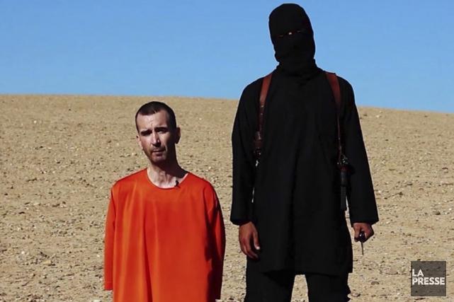 L'EI a documenté systématiquement ses exécutions et de... (AFP)
